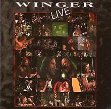 Live von Winger | CD | Zustand sehr gut