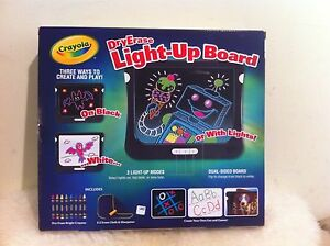 New-Crayola-Dry-Erase-Light-Up-Board New-Crayola-Dry-Erase-Light-Up-Board Have
