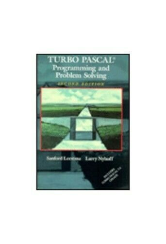 Turbo PASCAL Programming and Problem ... by Nyhoff, Larry R. Mixed media product