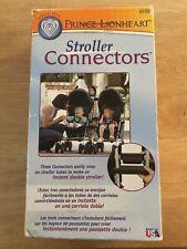 Pack of 3 Prince Lionheart Stroller Connectors