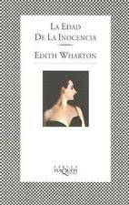 La Edad De La Inocenciathe Age of Innocence (Andanzas  Adventures) (Fa-ExLibrary