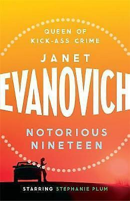 1 of 1 - Good, Notorious Nineteen (Stephanie Plum 19), Evanovich, Janet, Book