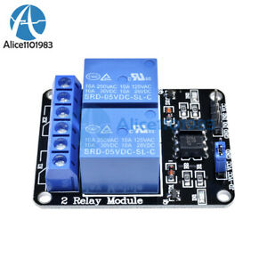 5V-Two-2-Channel-Relay-Module-With-optocoupler-For-PIC-AVR-DSP-ARM-Arduino