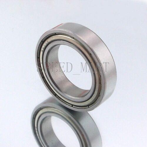 1PCS 6804ZZ Deep Groove Metal Double Shielded Ball Bearing 20mm*32mm*7mm