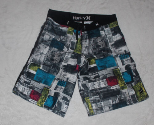 18 tavola Boy Hurley Pantaloncini Taglia ~ di da OnTw4xq0
