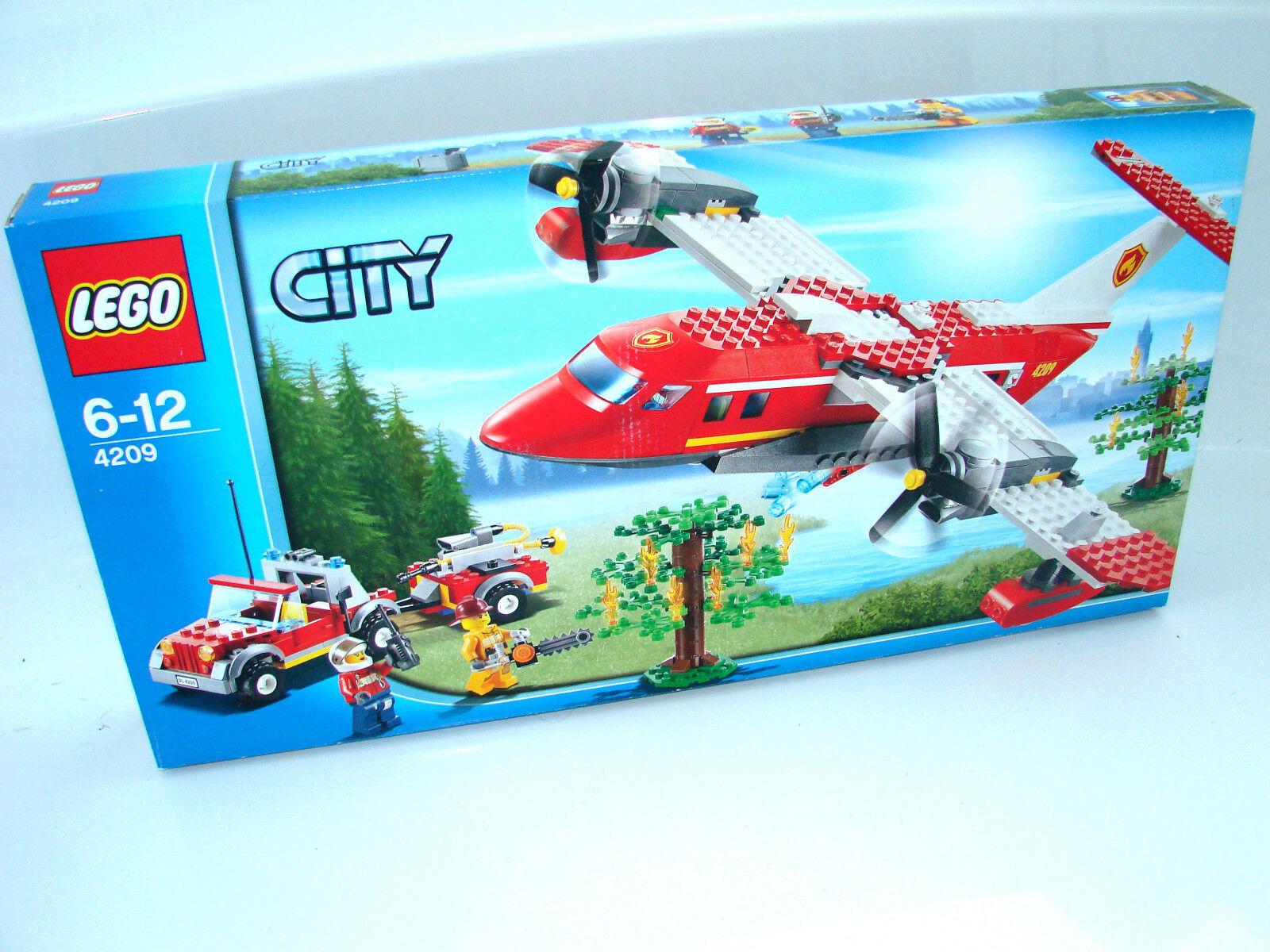 LEGO ® città 4209  vigili del fuoco-löschflugzeug NUOVO OVP _ Fire Plane nuovo MISB NRFB  n ° 1 online