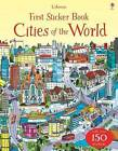 First Sticker Book Cities of the World by Hannah Watson, James Gulliver Hancock (Paperback, 2016)