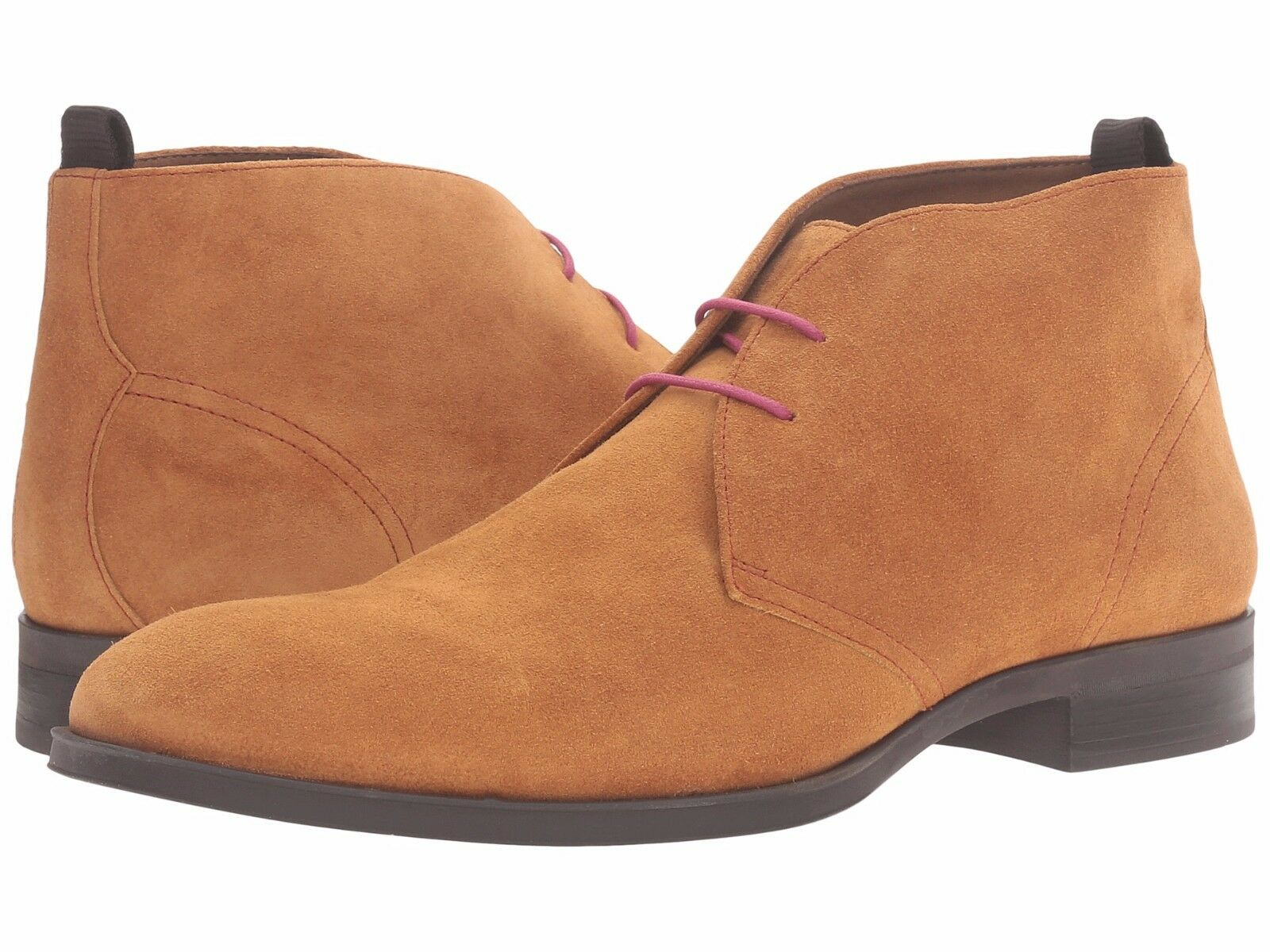 Men's Donald J Pliner Siro Saddle Suede SZ 12 MSRP 220 Made in ITALY