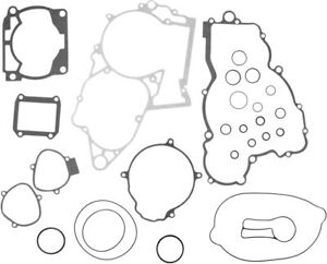 KTM 250 SX EXC 2-Stroke ( 2007 - 2016 ) Engine Full Complete Gasket Set Kit
