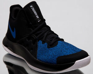 designer fashion d9fc7 2d9e2 Image is loading Nike-Air-Versitile-III-Men-New-Black-Royal-