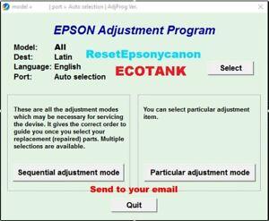 Details about Reset waste Ink Pad Epson Et2600/50 2500/50 2700/50 4500 4550  ET14000 & more-1Pc