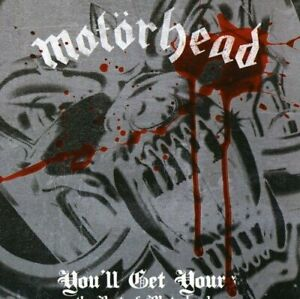 Motorhead-You-039-Ll-Attraper-Yours-The-Best-Of-Motorhead-2010-19-track-CD-Neuf