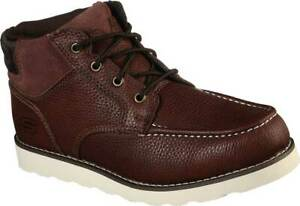 NEW Mens SKECHERS Work Relaxed Fit