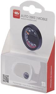 RICHTER KFZ Auto rundes Innen und Aussen Thermometer HR-IMOTION 10110001