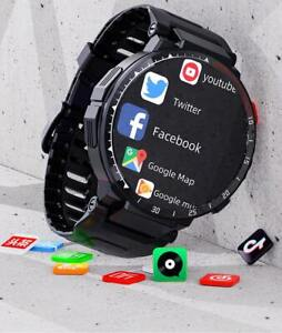 Tomem Smart Watch 4G Bluetooth IOS / ANDROID GPS