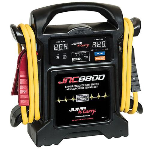 800 Start Assist Amp Capacitor Jump Starter KKC-JNC8800 Brand New!