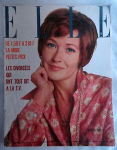 Elle French 1 1969 Jane Birkin Renaud Verley Marlyse Schaeffer 1960s Fashion Ads Ebay