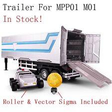 Weijiang Wei Jiang Evasion Optimus Prime Oversize MPP10 Trailer + Roller + Sigma