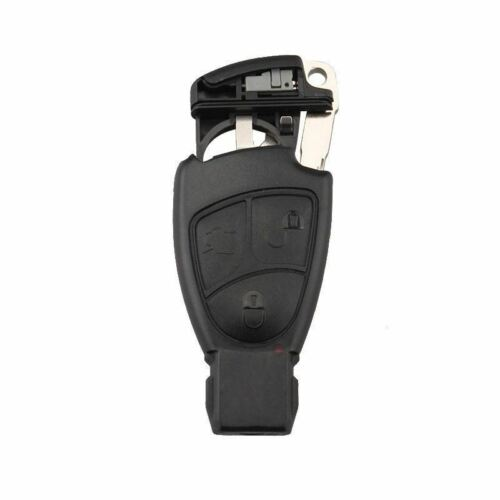For MERCEDES BENZ R C E S ML CL CLK CLS SLK 3 Button Remote Key Fob Shell Blade