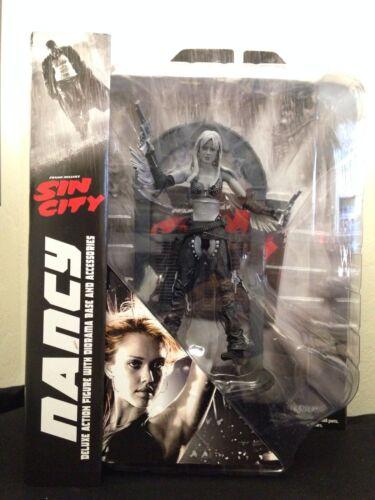 Sin City Diamond Select Nancy Action Figure Jessica Alba *Ready to Ship*