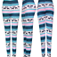 Womens-Christmas-Leggings-Elk-Snowflake-Winter-Pants-Stretch-Slim-Casual-Trouser thumbnail 16