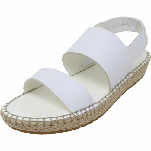Cole Haan Women/'s Cloudfeel Espadrille Sandal Leather Ankle-High