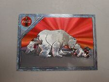 "1995 Coca-Cola chase insert card SPB-4! ""Snow castles""! Polar bears! NM/MN!"