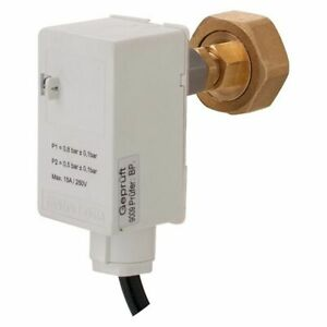 Buderus Pressure Switch with Adapter