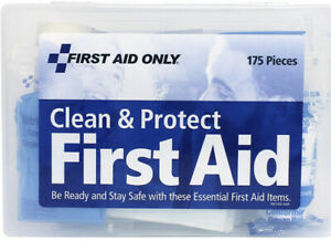 First Aid Kit Clean & Protect 175 pieces