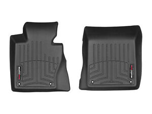 WeatherTech FloorLiner for Acura TLX w// AWD 2015-2020 2nd Row Black