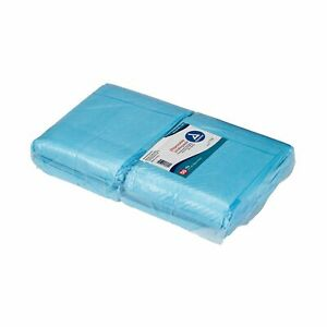 50 Dog Puppy 23x36 Pet Housebreaking Pads Pee Training Pads Quilted Underpads