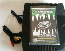 NEW AC Power Cord +  AV RCA TV Hookup Bundle Original Microsoft XBOX & Gameshark