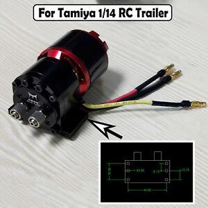 Bomba-aceite-hidraulico-de-alta-potencia-para-piezas-de-remolque-RC-Tamiya-1-14