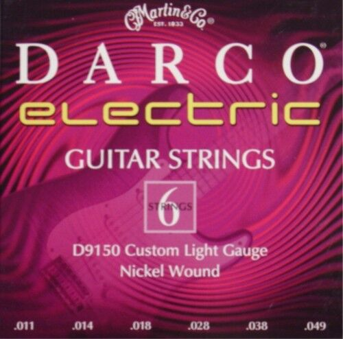 011-049 Darco by Martin D9150 Saiten für E-Gitarre