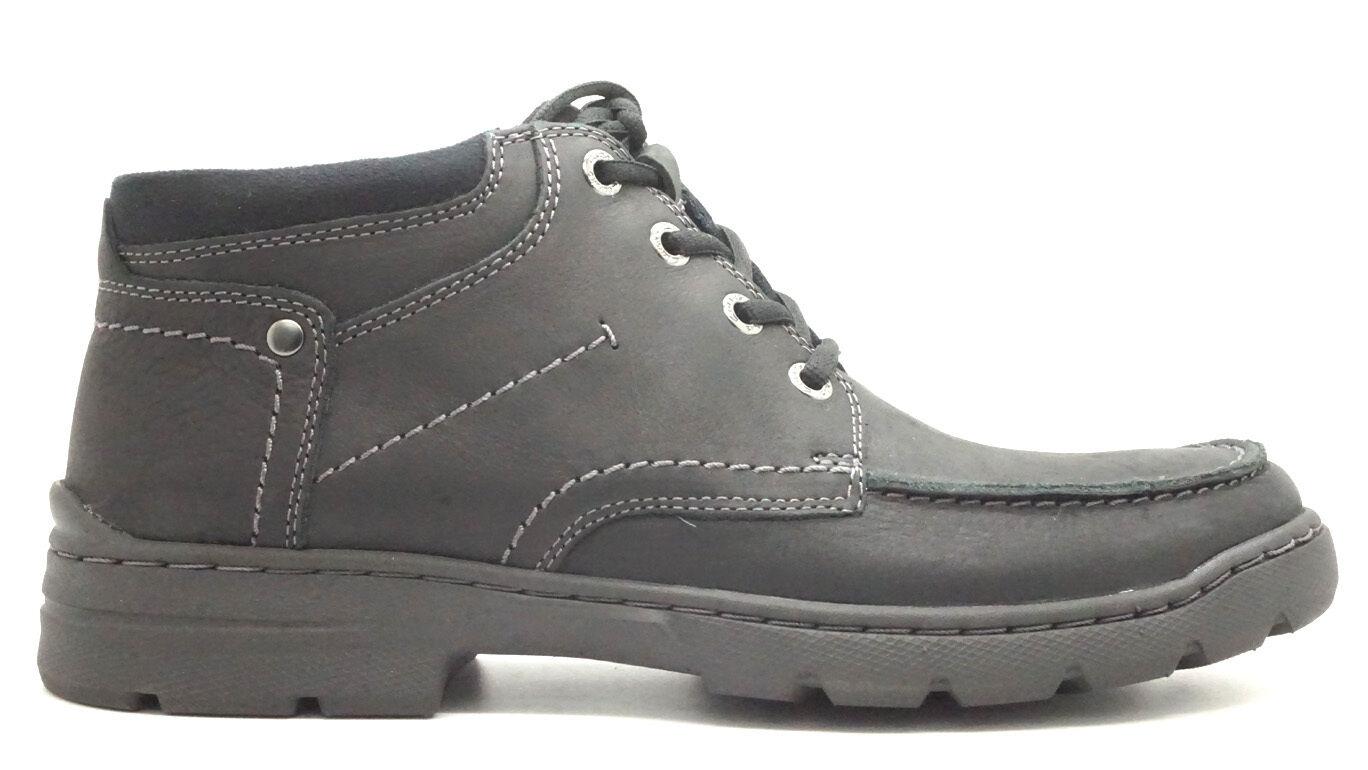 CLARKS Schuhe NEWBERN UP  Herren Schuhe CLARKS CLARKSDARK BROWNM 87bb03