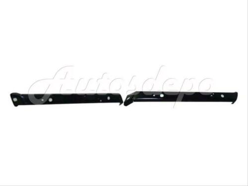 FOR 94-02 DODGE PICKUP RAM 1500 2500 3500 FRONT BUMPER OUTER MOUNT BRACKET SET