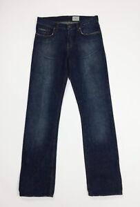 Calvin-klein-jeans-uomo-usato-W30-tg-44-gamba-dritta-straight-boyfriend-T4370