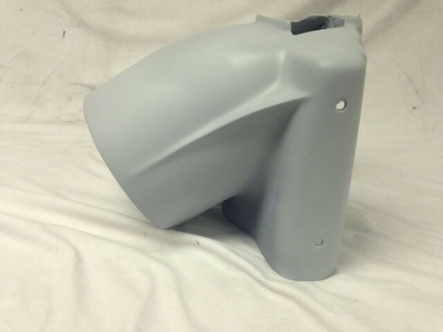 ROAD KING EXTENDED STRETCHED HEADLIGHT NACELLE BAGGER HARLEY DAVIDSON