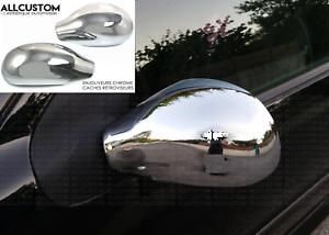Chrome Mirror Cover Chrom Spiegelkappen Cromo Espejos For Citroen Xsara Picasso MatéRiaux De Choix