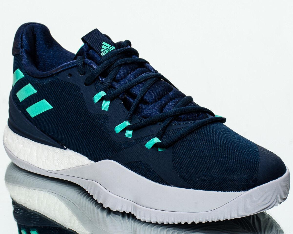 Adidas Crazy Luz Boost 2018 hombres Collegiate Navy Hi-res verde Light gris DB1068