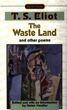 The Waste Land and Other Poems: Including The Love Song of J. Alfred Prufrock E