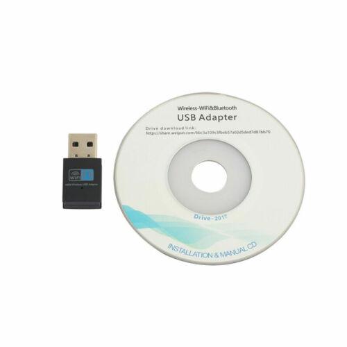300Mbps Wireless USB LAN Adapter Dongle Network LAN Card 802.11n//b//g+CD Driver