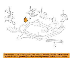 traverse engine diagram gm oem engine motor mount torque strut 25840450 ebay  gm oem engine motor mount torque strut