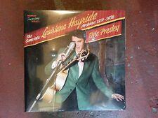 Elvis Presley-Complete Louisiana Hayride Arch1954-1956-Ltd Ed - 2xLP/Vinyl -New