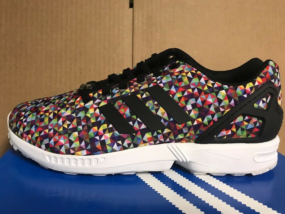 ADIDAS ZX FLUX S81604 MEN Size: 11.5 OCEAN LIMITED RUNNING AUTHENTIC COMFORTABLE