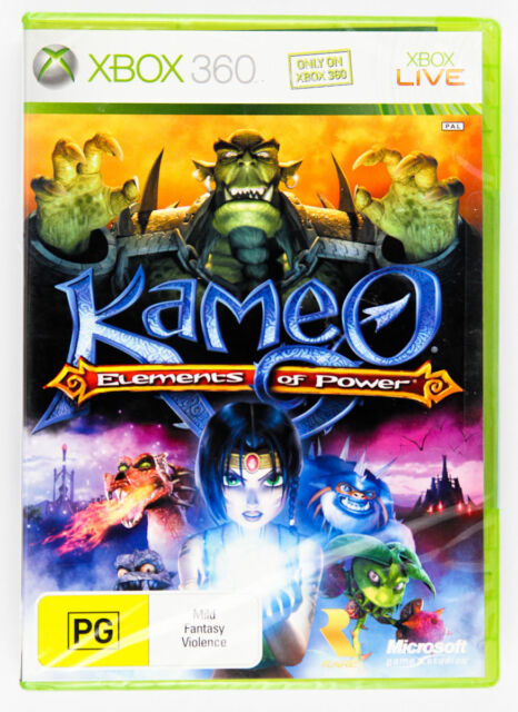 Kameo: Elements of Power *NEW & SEALED* Xbox 360
