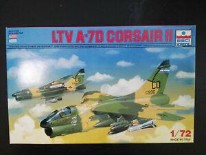 LTV-A-7-D-CORSAIR-II-Jagdtomber-ESCI-Scale-1-72-Kit-9057-Super