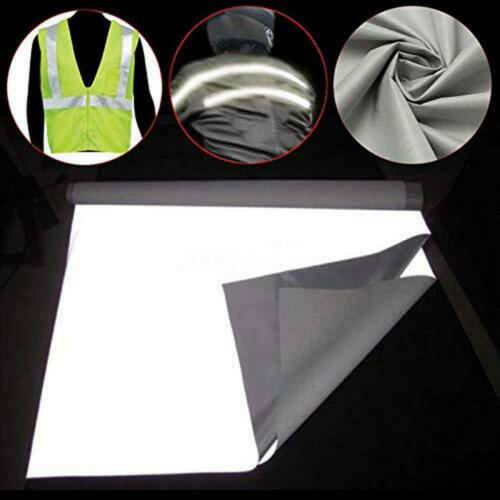 Reflective Printable Vinyl Sticker Paper Waterproof Decal Heat Transfer T-shirts