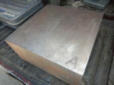 Heavy Cast Iron Box Parallel Machinist Jig Fixture Setup Tooling Lot A