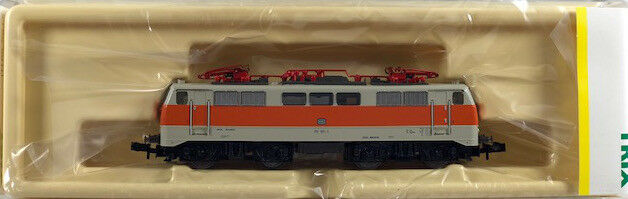 Minitrix Elektrolokomotive BR 111 ,  DB ,  S-Bahn-Farbgebung , 12567  NEU/OVP